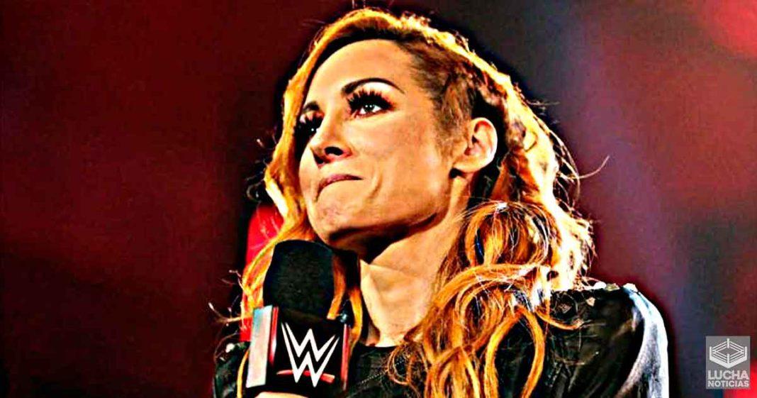 Tristemente Becky Lynch no regresará pronto a la WWE
