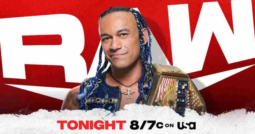 WWE RAW EN VIVO 30 AGOSTO