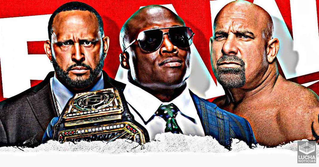 WWE RAW en vivo, Cobertura y Resultados 16 de agosto