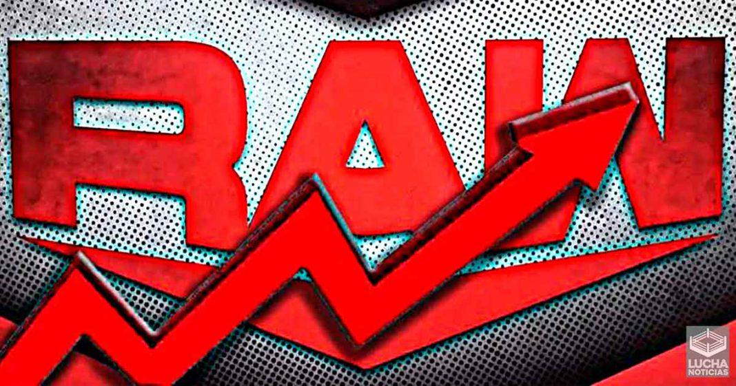 WWE RAW tiene un gran aumento en sus ratings tras SummerSlam