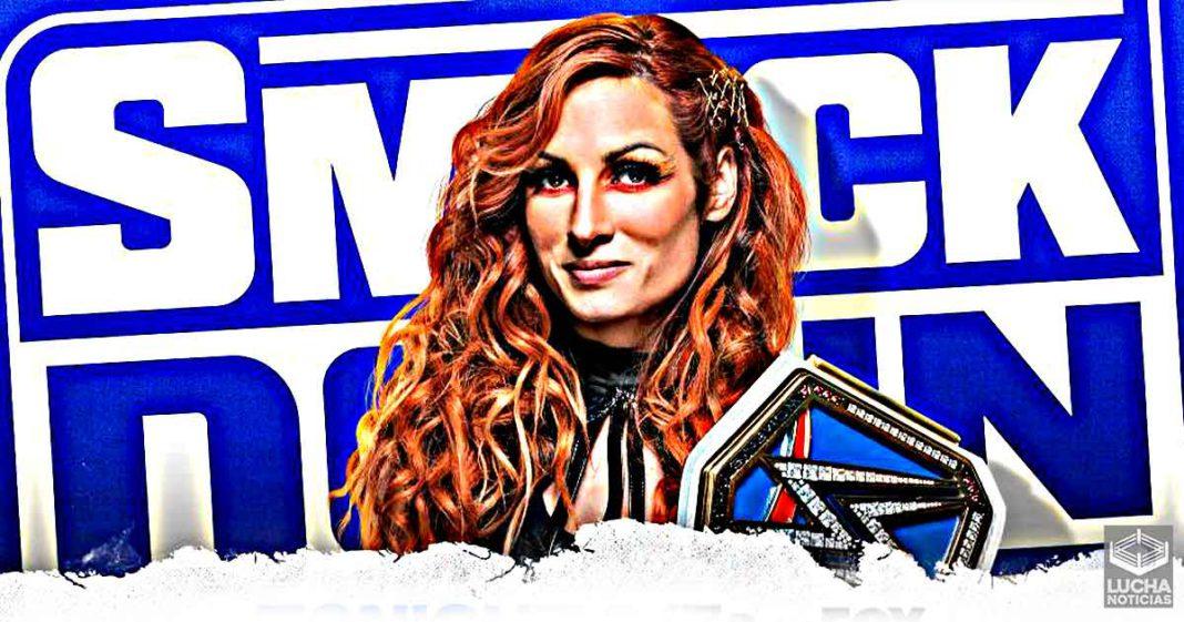WWE SmackDown en vivo, Cobertura y Resultados 27 de agosto