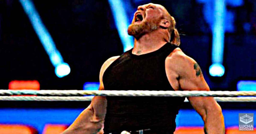 WWE adelantó los planes con Brock Lesnar y Roman Reigns por CM Punk