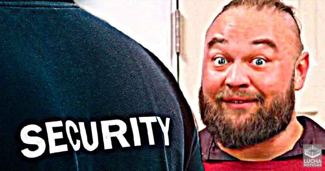 WWE confisca cartel de Bray Wyatt en SummerSlam