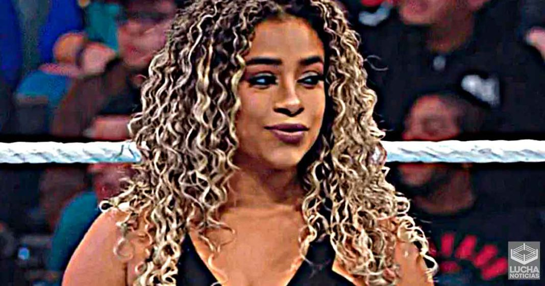 WWE despidió silenciosamente a JoJo Offerman