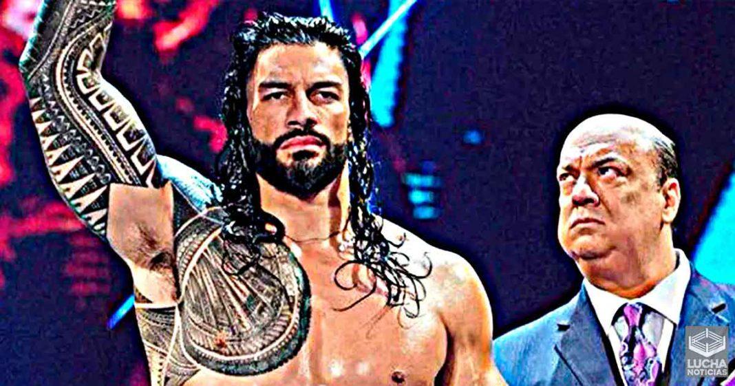 WWE no cambiará pronto el personaje de Roman Reigns