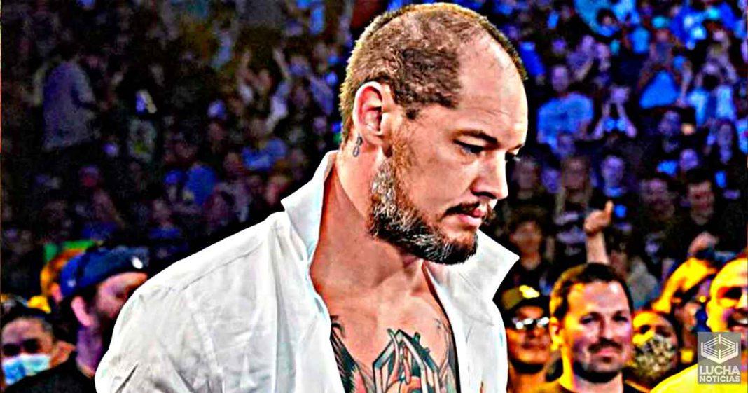 WWE planea gran sorpresa para el personaje de Baron Corbin