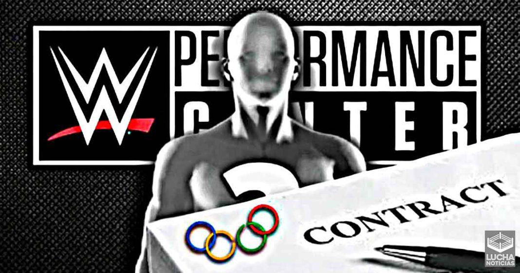 WWE podría firmar a otro medallista de oro olímpico