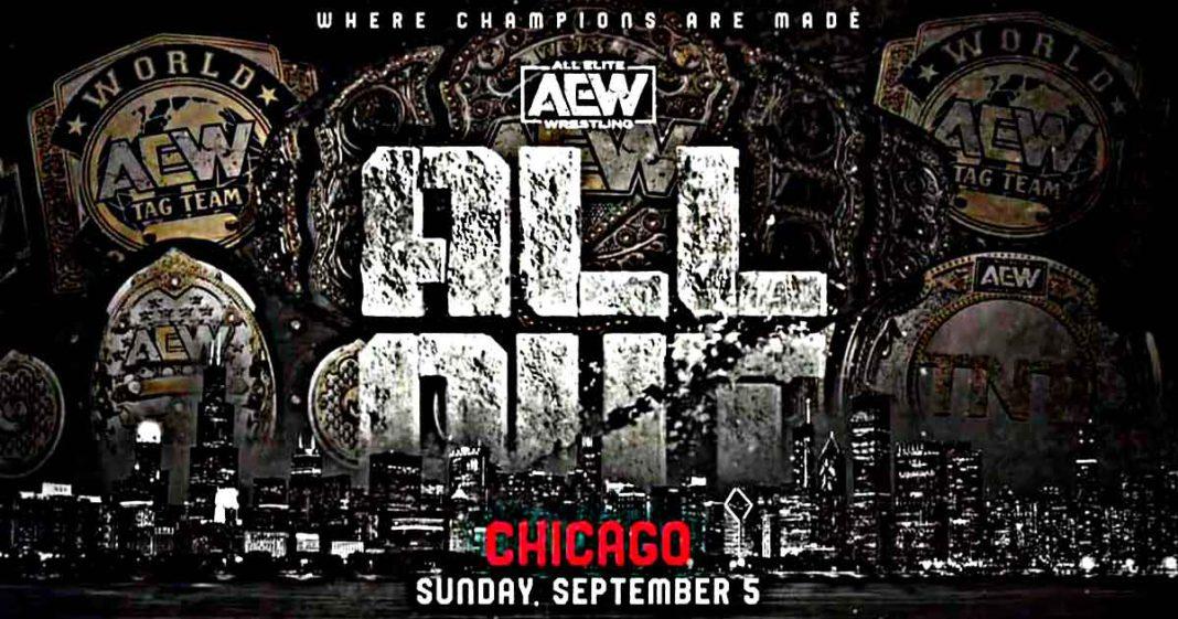 AEW All Out en vivo, Cobertura y Resultados 05 de septiembre