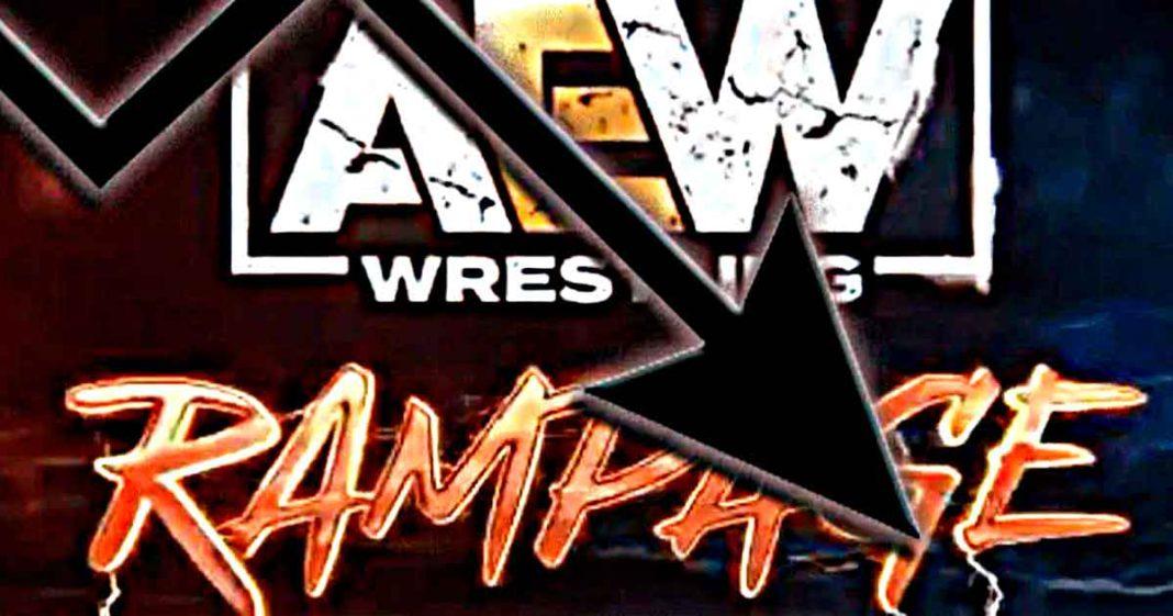 AEW Rampage sigue bajando ratings luego de romper récord la semana pasada