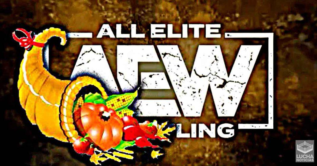 AEW está haciendo planes para regresar a Chicago en Acción de Gracias