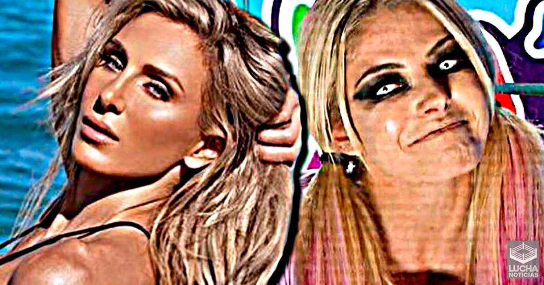 Alexa Bliss se burla de la foto en bikini de Charlotte Flair