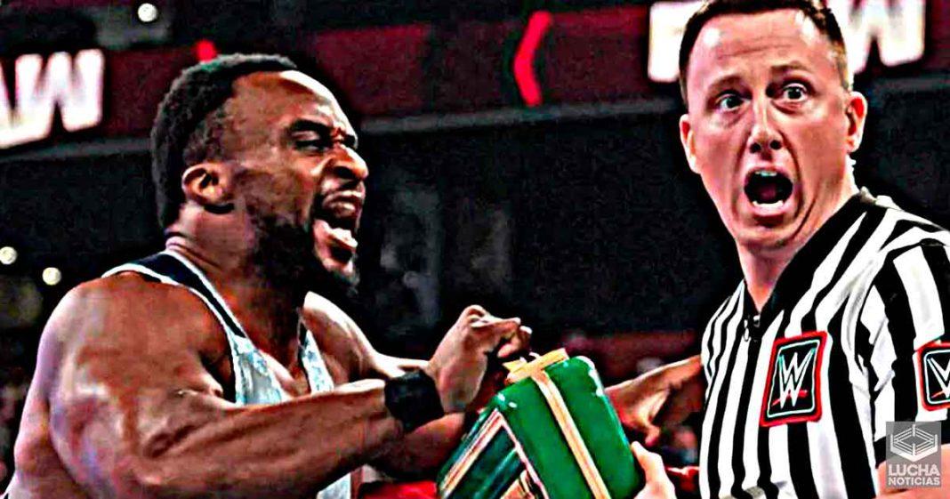 Big E como el nuevo campeón de la WWE subió la moral en backstage