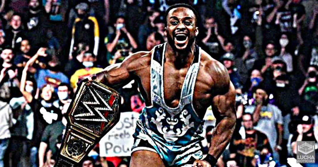 Big E revela cuando se enteró que sería el nuevo campeón de la WWE