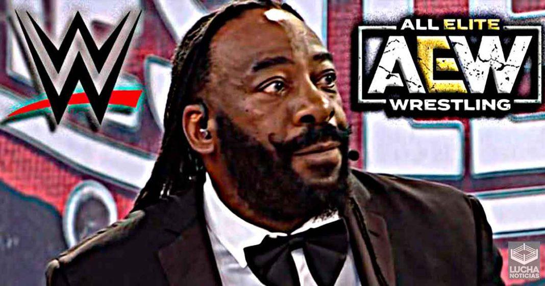 Booker T habla de las posibilidades de que WWE compre AEW