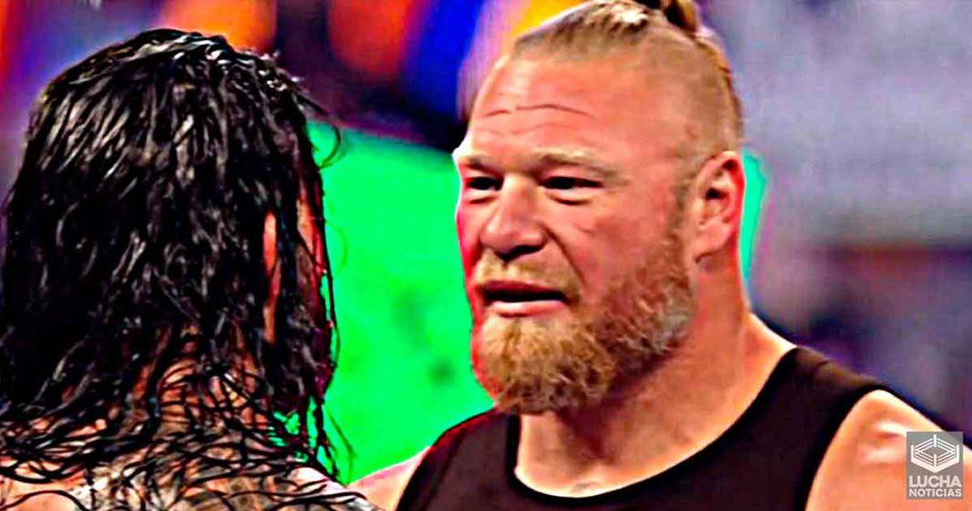Brock Lesnar regresa a SmackDown la próxima semana