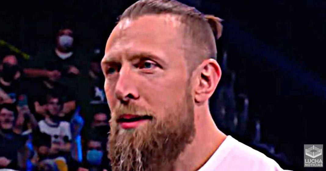 Bryan Danielson dice que su lucha contra Kenny Omega será mejor que WrestleMania 30