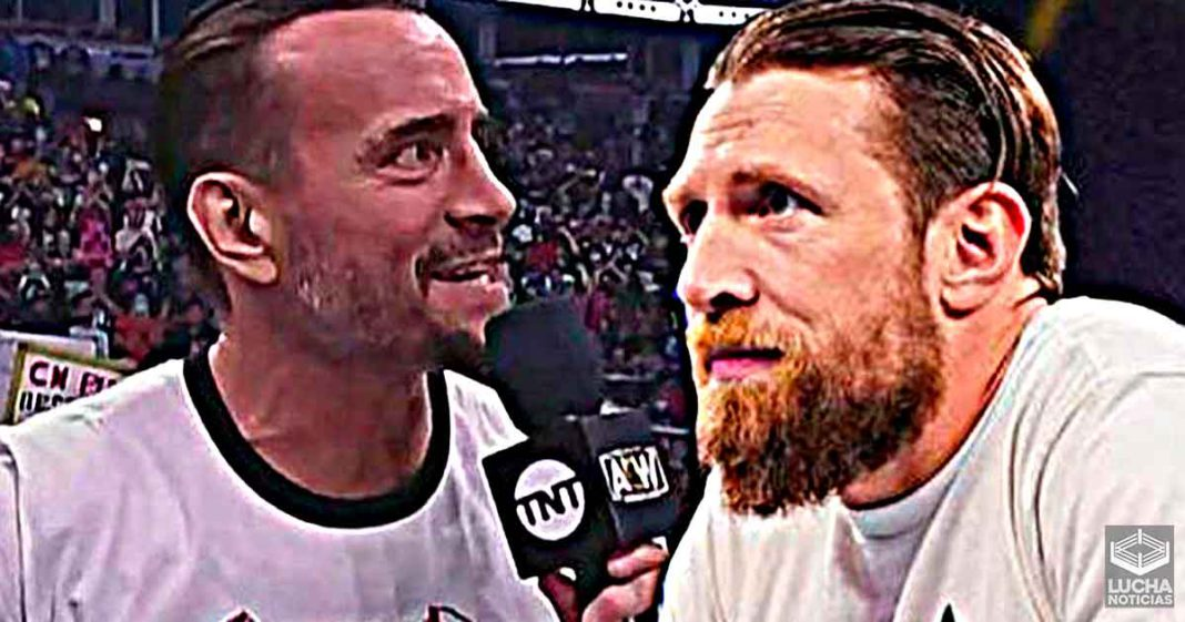 CM Punk dice que luchar contra Daniel Bryan sería un gran trato