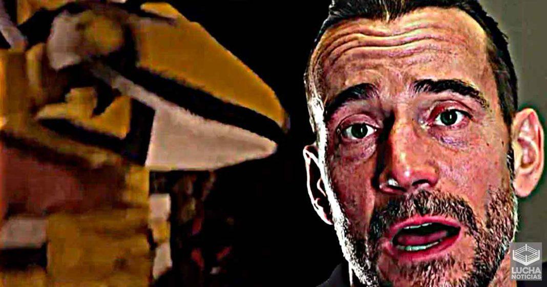CM Punk revela cual será su equipo de lucha libre en All Out
