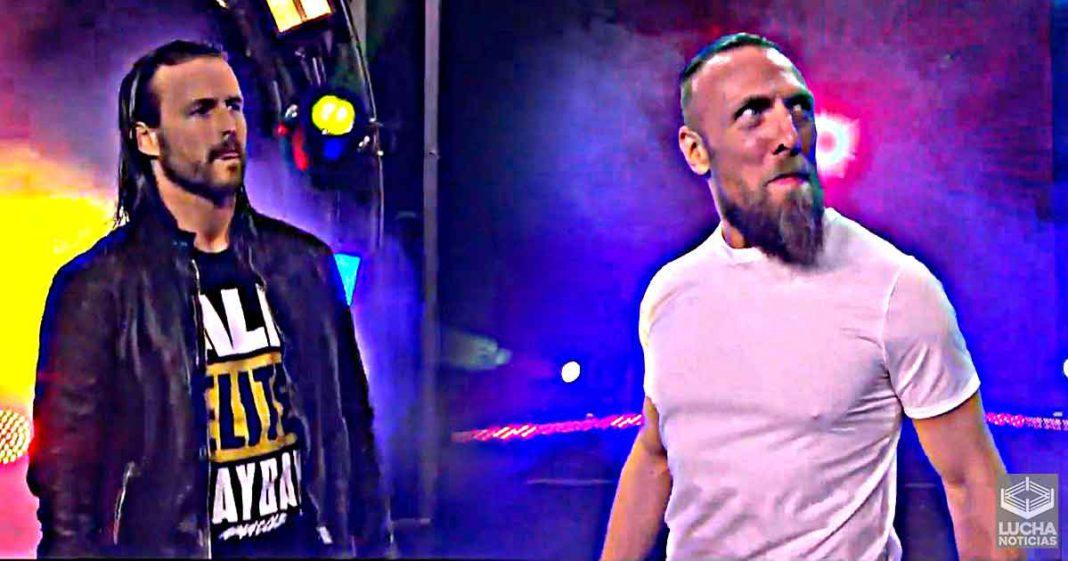 Daniel Bryan y Adam Cole debutan en AEW All Out
