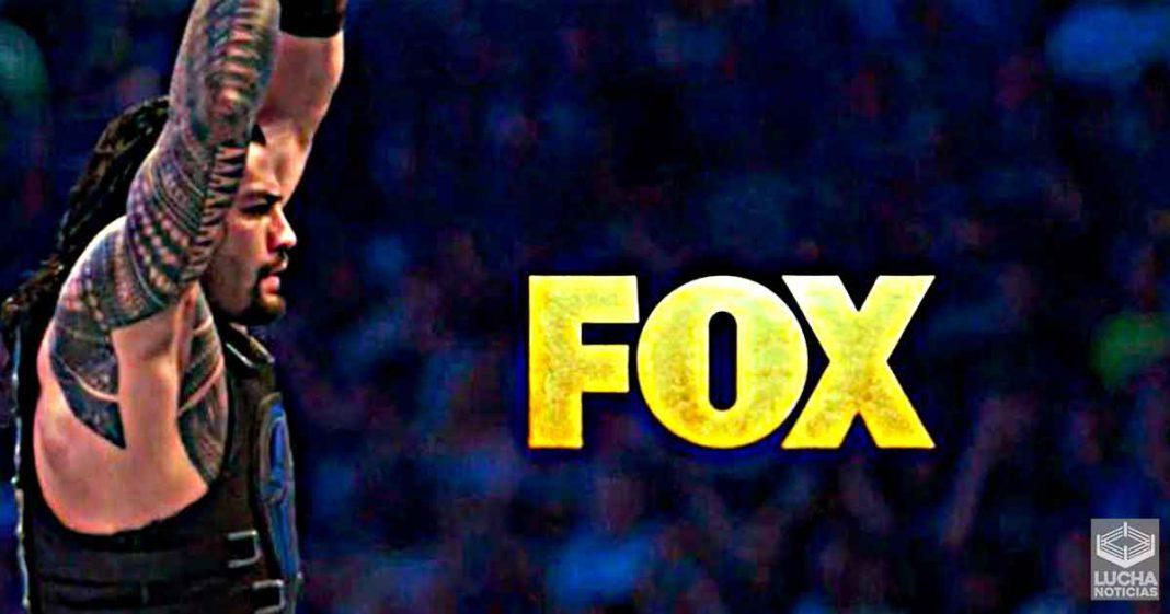FOX está aparentemente decepcionada de la WWE