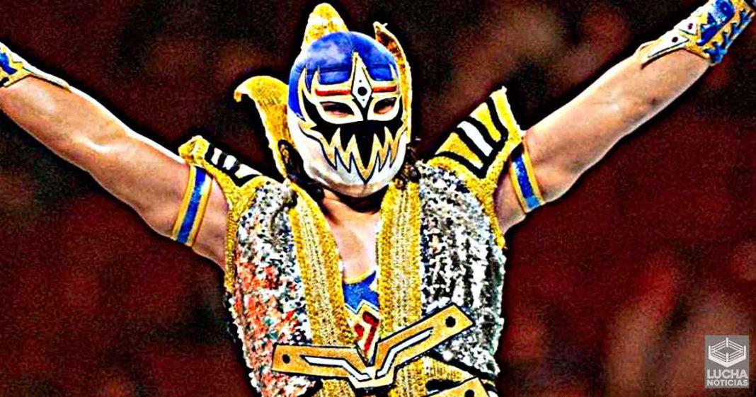 Gran Metalik solicitó su salida de la WWE