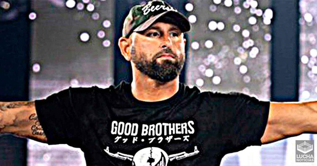 Karl Anderson recibe odio de los fans de WWE por criticarlos