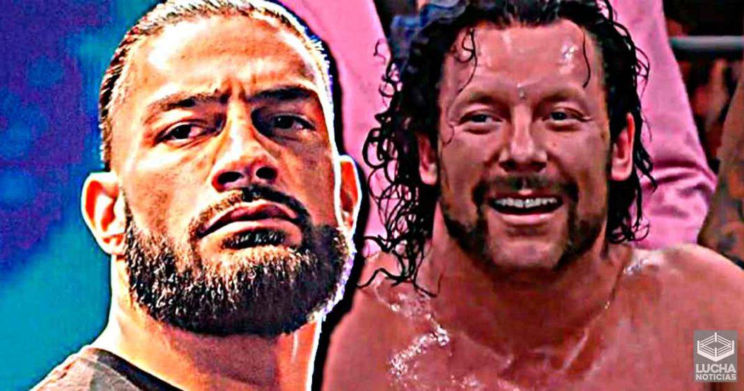 Kenny Omega quiere mostrarle a Roman Reigns como es un verdadero campeón