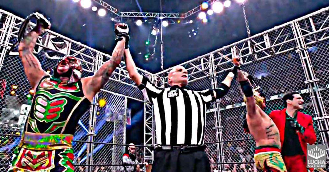 Los lucha Brothers son los nuevos campeones de pareja de AEW