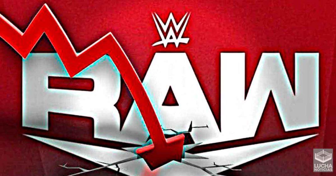 Los ratings de WWE RAW bajan drasticamente a pesar de la victoria de Big E