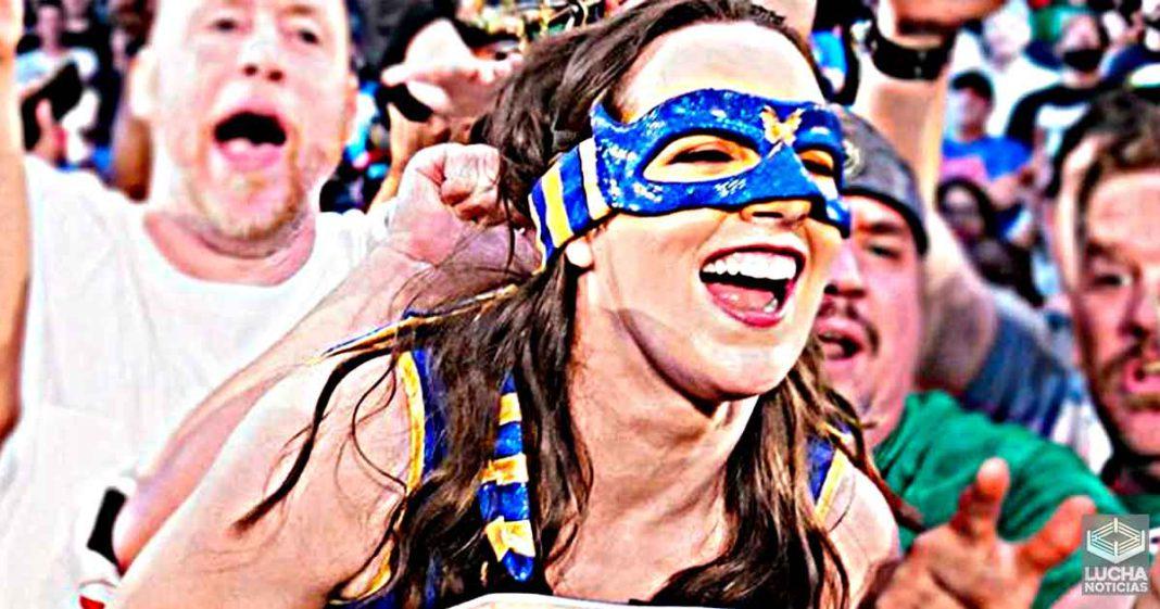 Nikki ASH ganando el Money In The Bank fue una decisión de último minuto