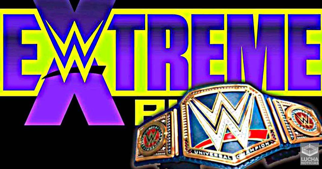 Ninguna campeonato cambiaría de manos en WWE Extreme Rules 2021