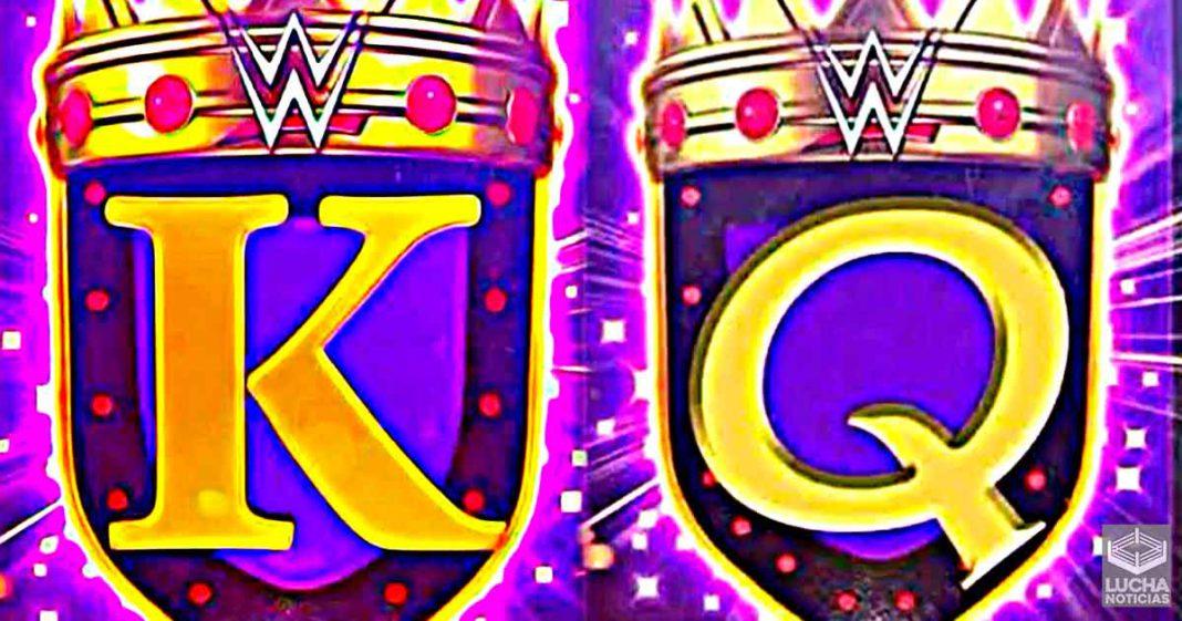Planes actuales de WWE para los tornes de Rey y Reina del Ring