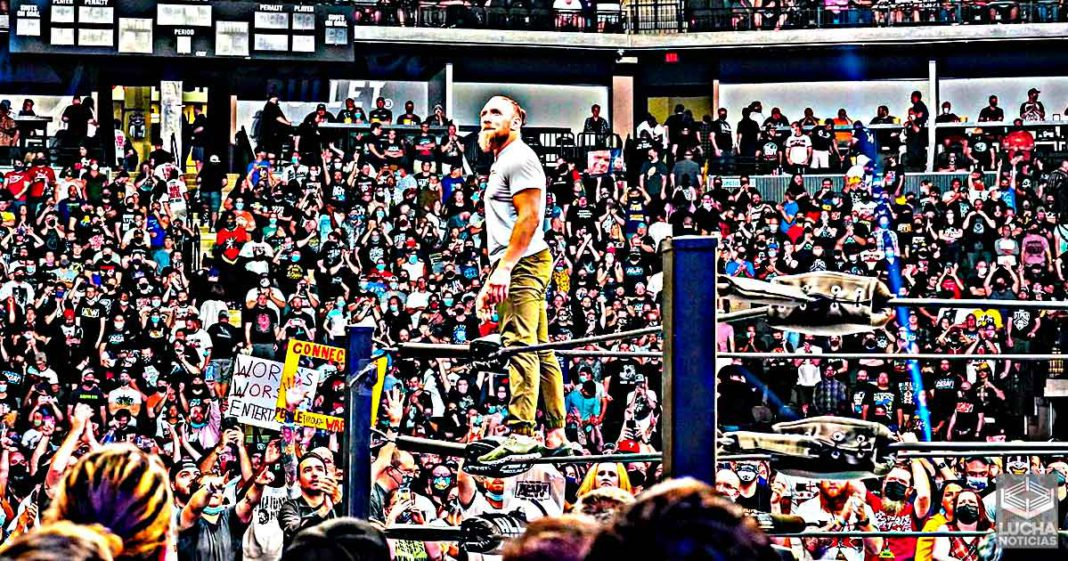 Por esta razón Daniel Bryan abandonó la WWE para ir a AEW