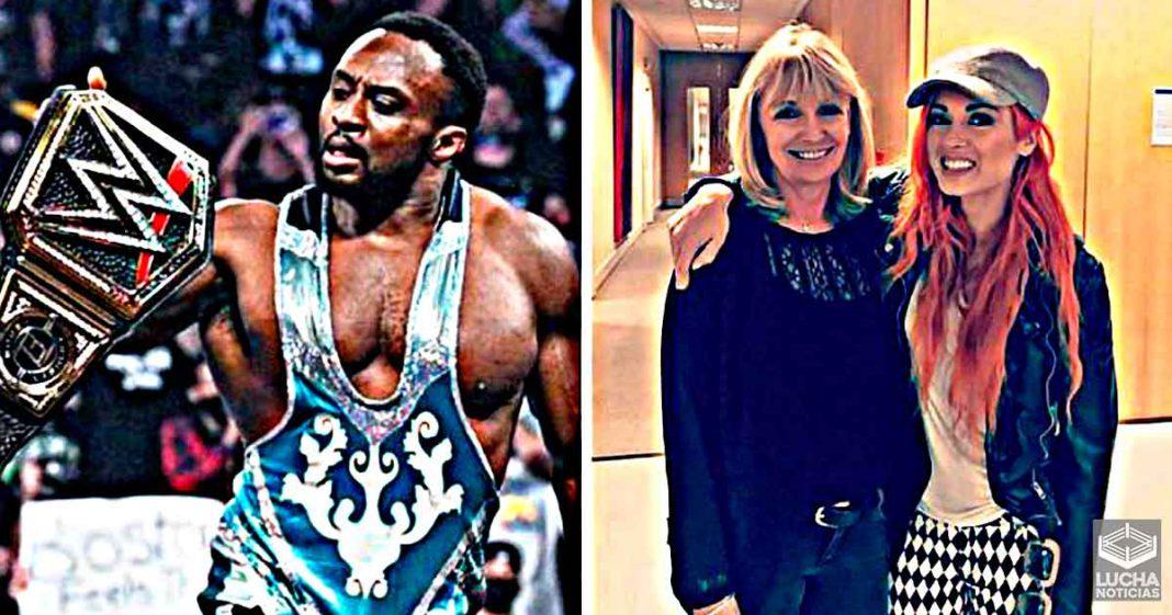 Qué pasó entre Big E y la mamá de Becky Lynch