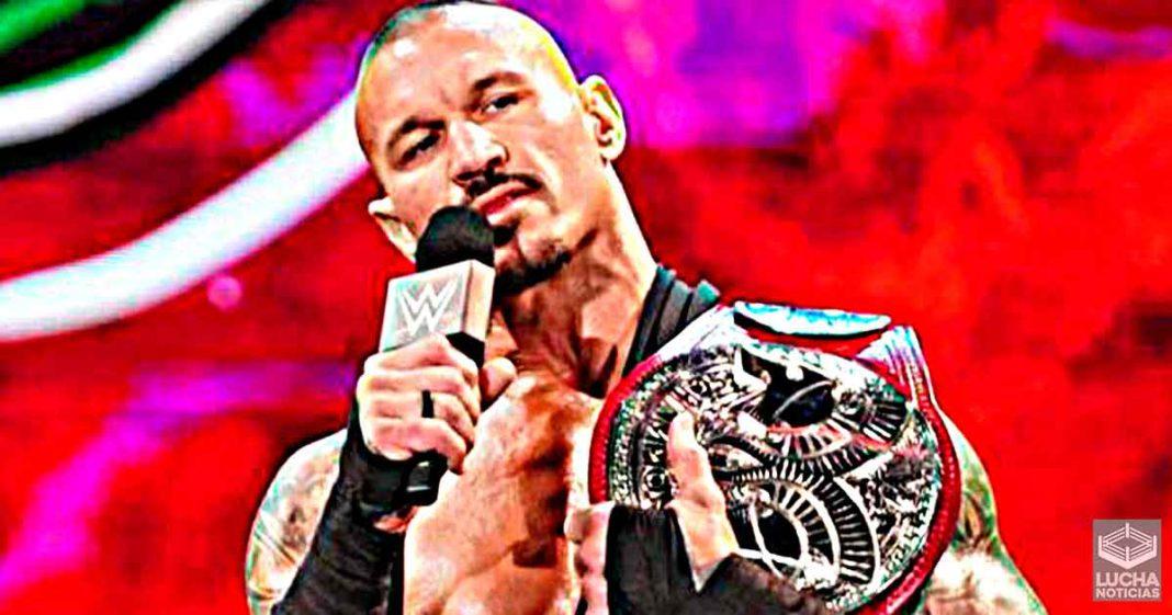 Randy Orton cerca de obtener una oportunidad por el campeonato de WWE