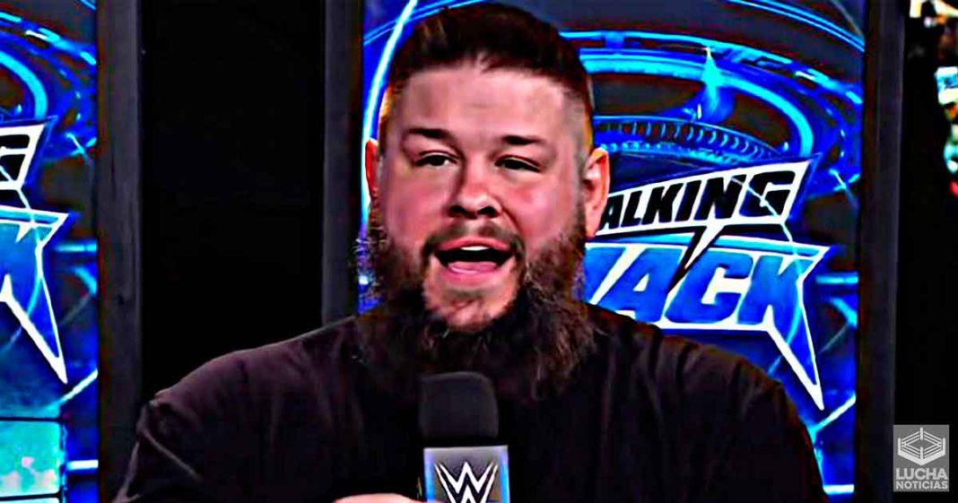 Razón por la cual WWE sacó a Kevin Owens de SmackDown