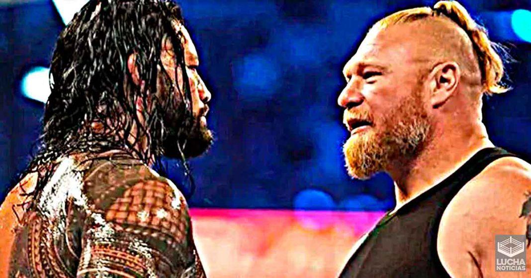 Roman Reigns enfrentará a Brock Lesnar en WWE Crown Jewel