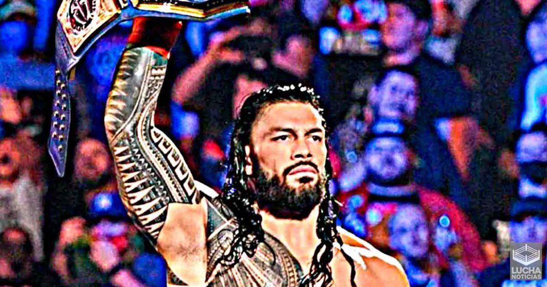 Roman Reigns reacciona a su polémica victoria contra Finn Balor en Extreme Rules