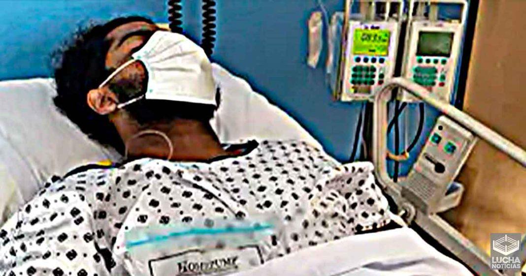 Rush en condición grave trás cirugía de emergencia