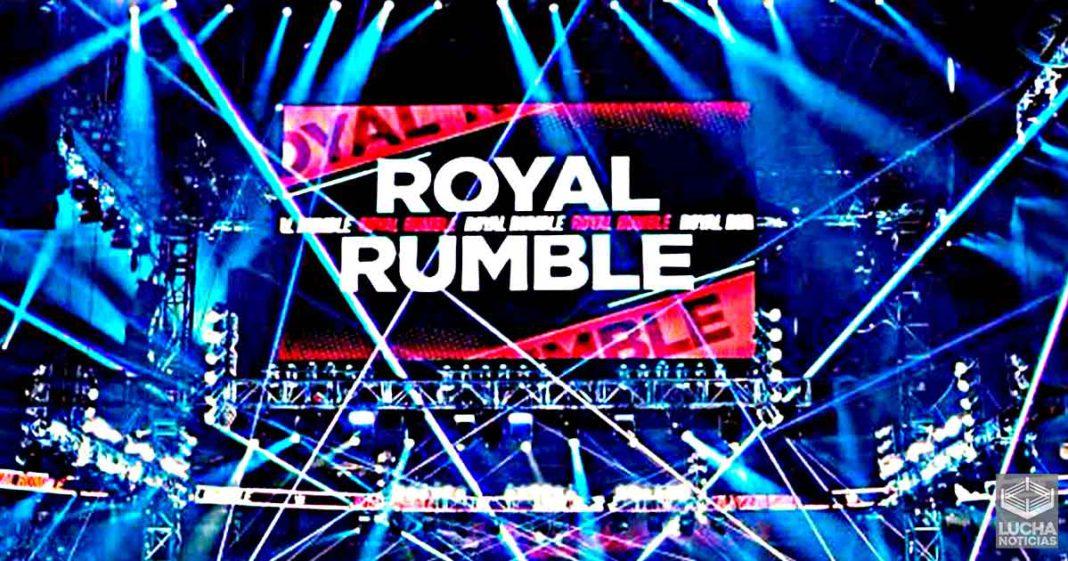 Se revela la fecha de WWE Royal Rumble 2022