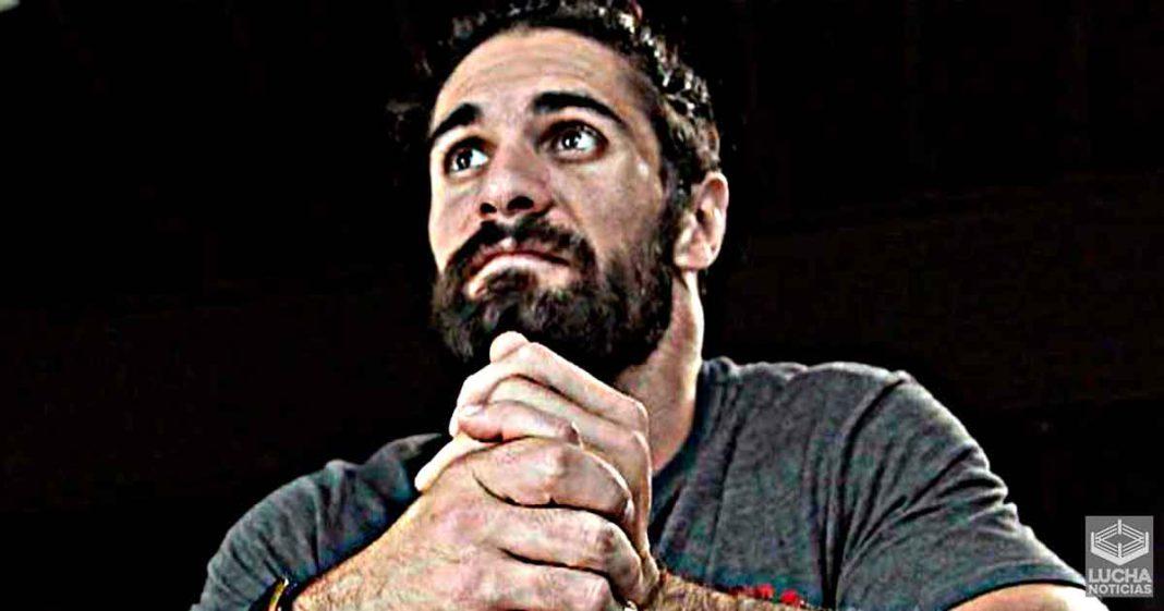 Seth Rollins revela cuando expira su contrato con la WWE