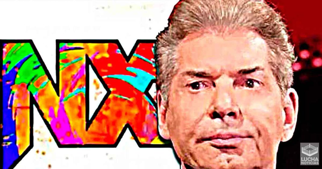 Vince McMahon no estuvo en el debut de WWE NXT 2.0