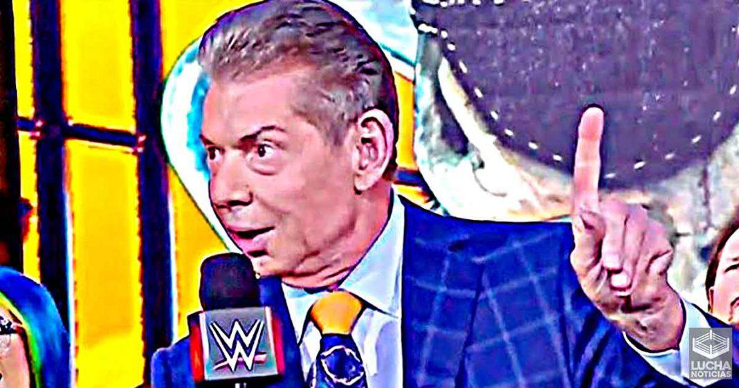 Vince McMahon no estuvo presente en WWE RAW esta semana