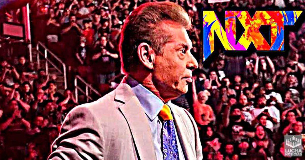 Vince McMahon se habría aburrido de sus nuevas responsabilidades en WWE NXT 2.0