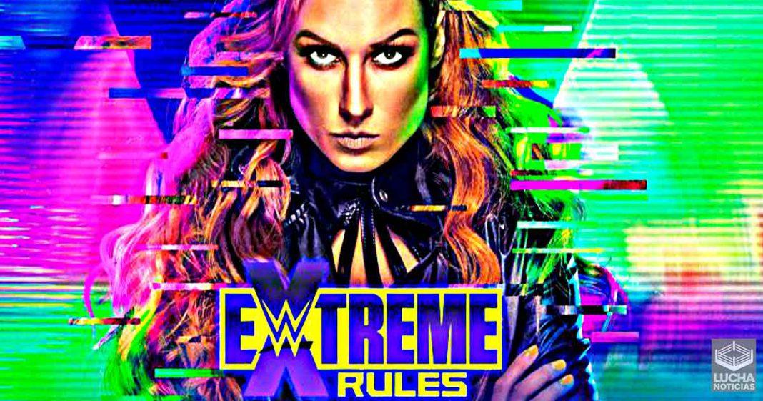 WWE Extreme Rules en vivo, Cobertura y Resultados 26 de septiembre
