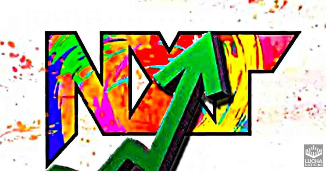 WWE NXT sube sus ratings en el debut de su nueva imagen