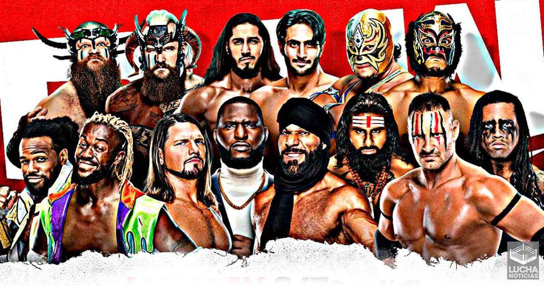 WWE RAW en vivo, Cobertura y Resultados 06 de septiembre