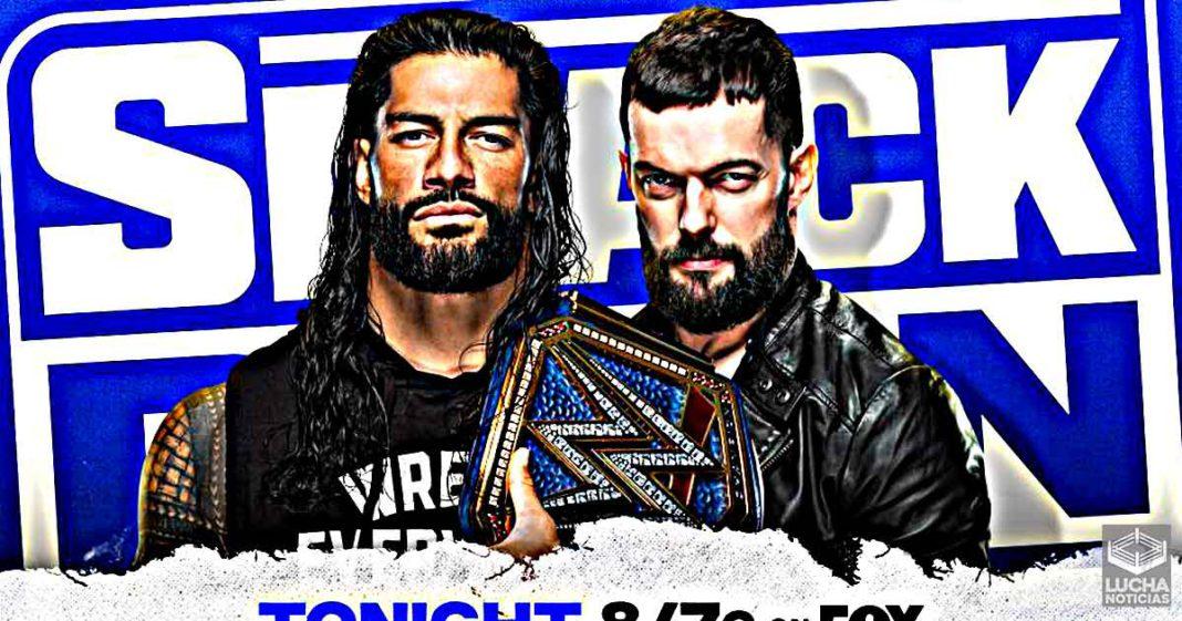 WWE SmackDown en vivo, Cobertura y Resultados 03 de septiembre
