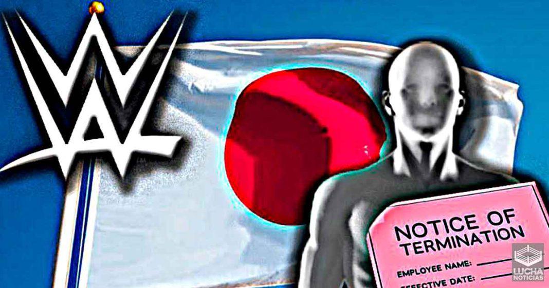 WWE despidió a más de 100 personas cuando cerró su división japonesa