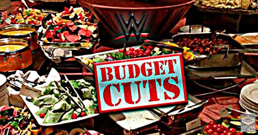 WWE elimina su catering y obliga a las superestrellas a consumir comida de las arenas